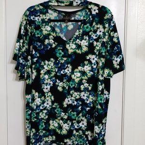 Worthington woman blouse